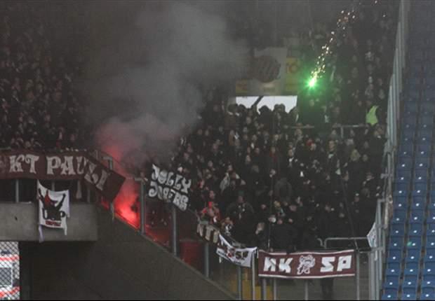Hansa Rostock verurteilt Angriff auf Hertha-Fans