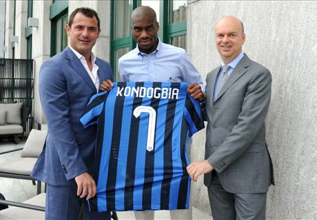 Mancini: Kondogbia can be a world beater