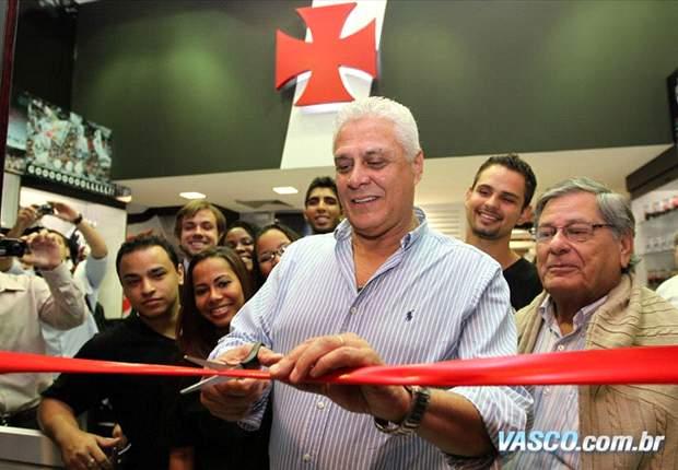 Vasco anunciou novo patrocinador do clube