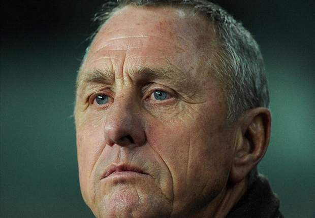 Cruyff: Vilanova can only be judged when things go wrong