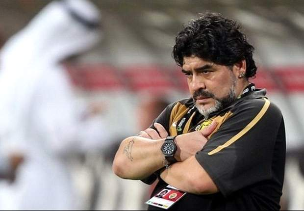Al Wasl move to deny Maradona sack rumours