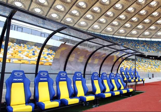 Pelea brutal en el entrenamiento del Dynamo de Kiev