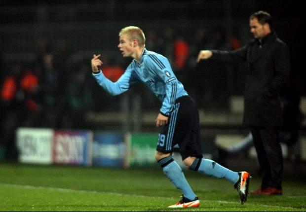 AC Mailand hat ein Auge auf Ajax-Youngster Davy Klaassen