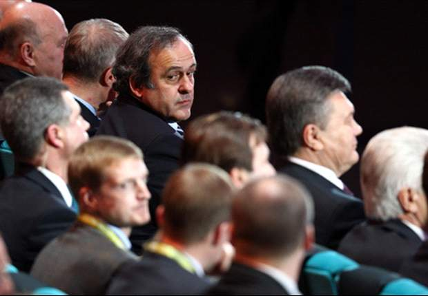 Platini: UEFA is doing everything in its power to eradicate racism from the sport