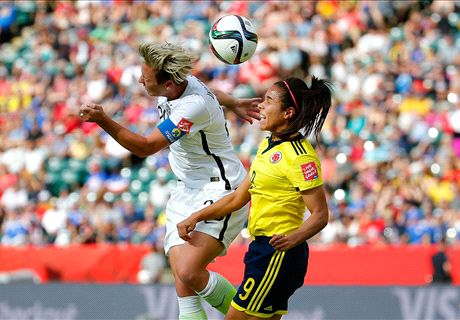 Player Ratings: USA 2-0 Colombia