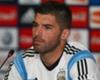 Argentina goalkeeper Andujar replaced with Marchesin