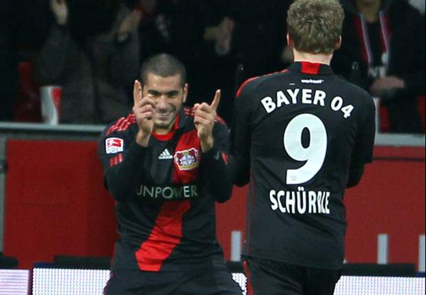 Bayer Leverkusen forward Eren Derdiyok out for three weeks - report