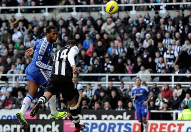 Newcastle 0-3 Chelsea: Daniel Sturridge shines to give Andre Villas-Boas a vital victory
