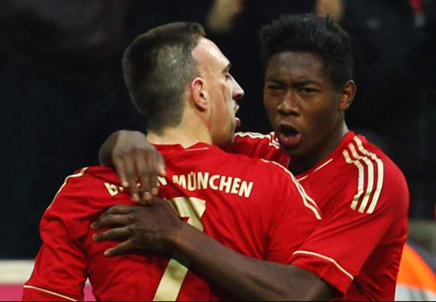 Bayern Munich 4-1 Werder Bremen: Ribery & Robben Each Net Brace As Hosts Move First