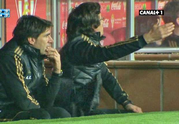 Real Madrid's Rui Faria defends his conduct during matches