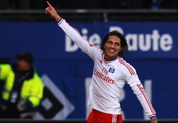 Goal.com apresenta Guerrero, novo reforço do Corinthians