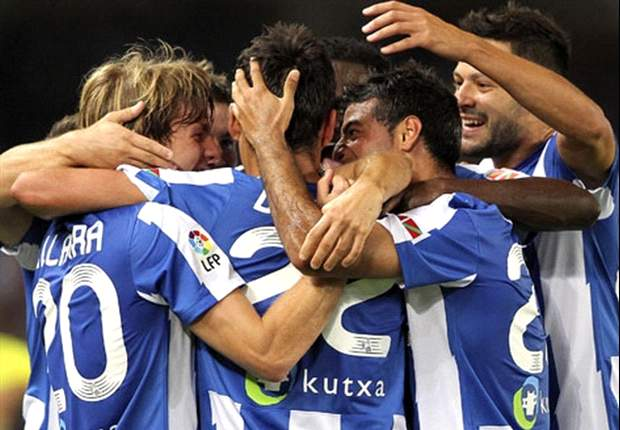 Real Sociedad 2-0 Sevilla: Michel's first match in charge ends in defeat as Carlos Vela inspires Basques to victory