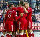 U21s RATINGS: Denmark 2-0 Serbia