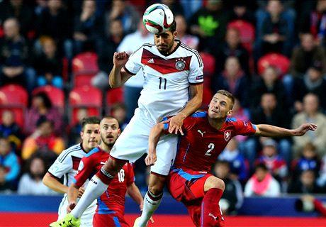U21s RATINGS: Czech Rep 1-1 Germany