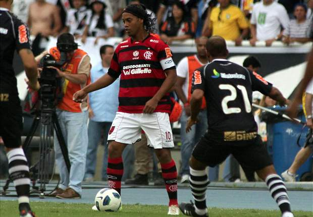 Flamengo's Ronaldinho blames insomnia for inability to train in the morning