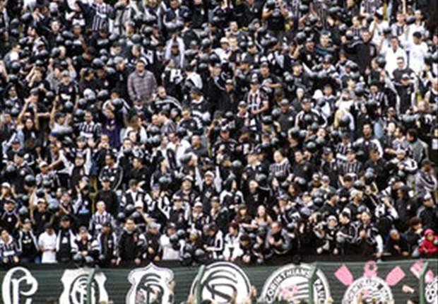 Esgotados os ingressos para Corinthians e Vasco