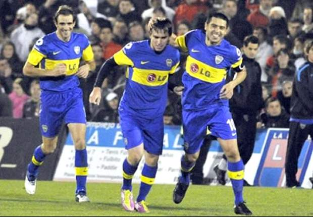 Argentina Clausura Team of the Week: Round 3 - Roman Riquelme returns to his best as Boca ease past Newell's
