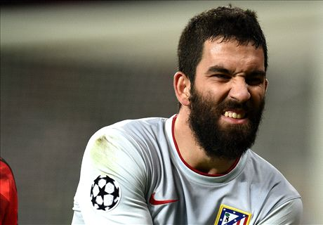 'Arda not having Man Utd medical'