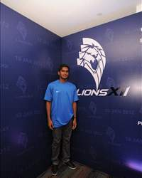 Hariss Harun Player Profile