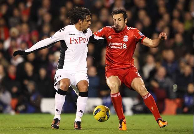 Clint Dempsey Taklukkan Liverpool