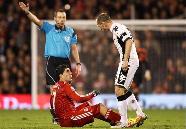 Fulham 1-0 Liverpool: Late Clint Dempsey strike stuns 10-man Reds following Jay Spearing red card