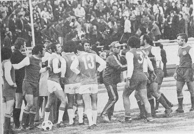 Playing to the bone: A look back at Iran's greatest derby