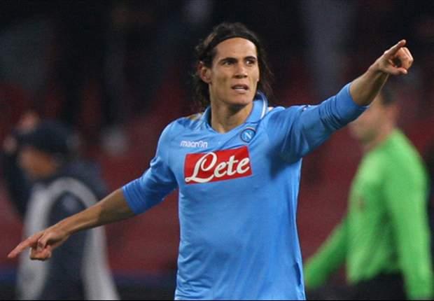 Chelsea eye summer moves for Napoli's Edinson Cavani, Dortmund's Mario Gotze and Porto's Joao Moutinho – report