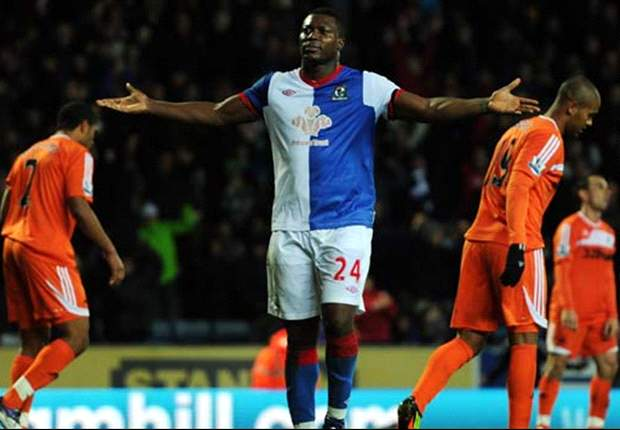 'I don't want to play in the Championship again' - Yakubu eyeing Blackburn exit