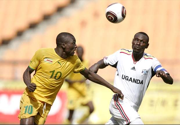 Zimbabwe 0-1 Uganda: Cranes earn narrow victory over Warriors