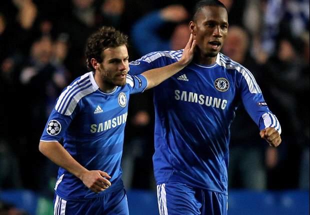 Chelsea star Juan Mata looking forward to hurting friend David Silva by ending Manchester City's unbeaten run
