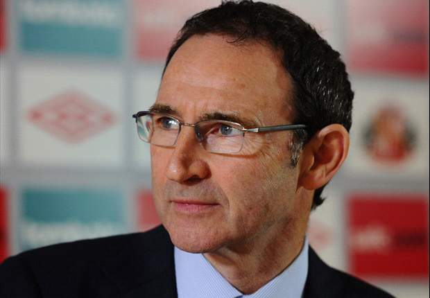 Sunderland's Martin O'Neill sidesteps questions on succeeding Fabio Capello as England boss: Harry Redknapp should be the one