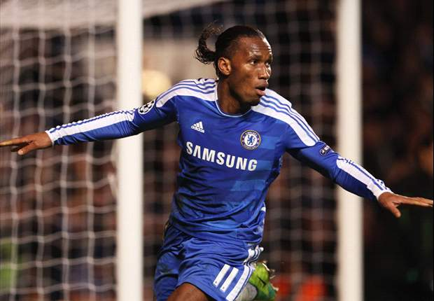 TEAM NEWS: Didier Drogba starts for Chelsea against Aston Villa as Fernando Torres drops to bench