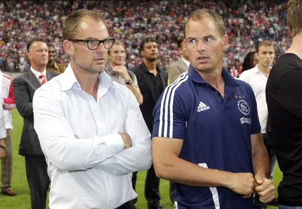 Gebroeders De Boer wensen Sneijder succes