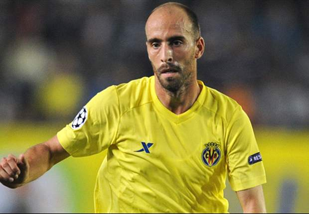Villarreal's Borja Valero keen to push through Atletico Madrid move - report