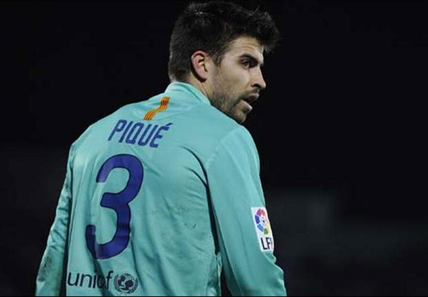 Barcelona's Pique wary of Benfica attack