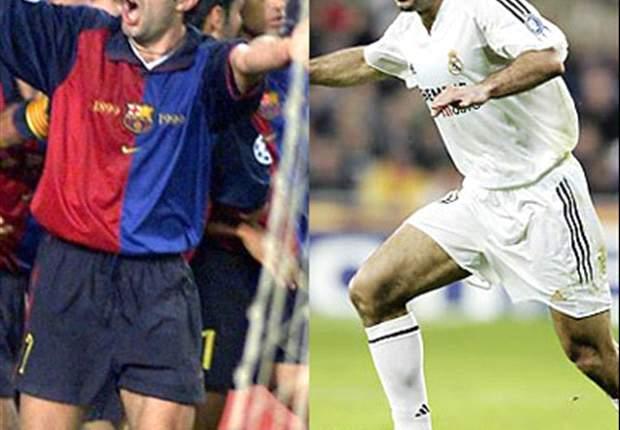 Luka Modric, Mesut Özil y los jugadores que han amado al Barcelona y terminado en el Real Madrid, o viceversa