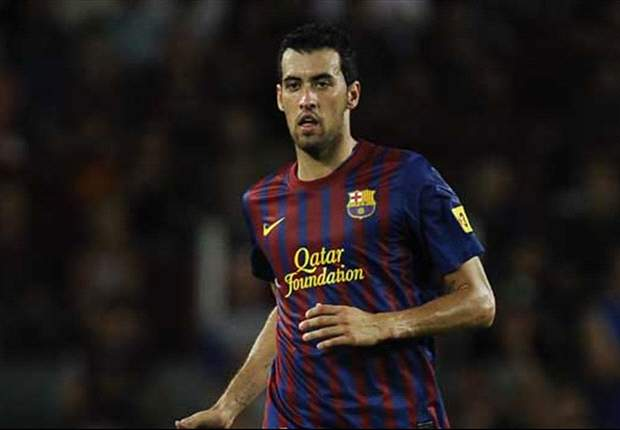 Busquets handed two-match ban