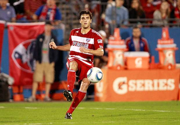 John signs multi-year deal with FC Dallas