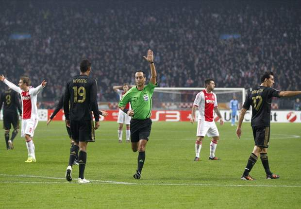 Ajax 0-3 Real Madrid: Spanish Giants' Victory Plus Lyon's Emphatic Triumph Sees Eredivisie Champions Crash Out In Dramatic Fashion