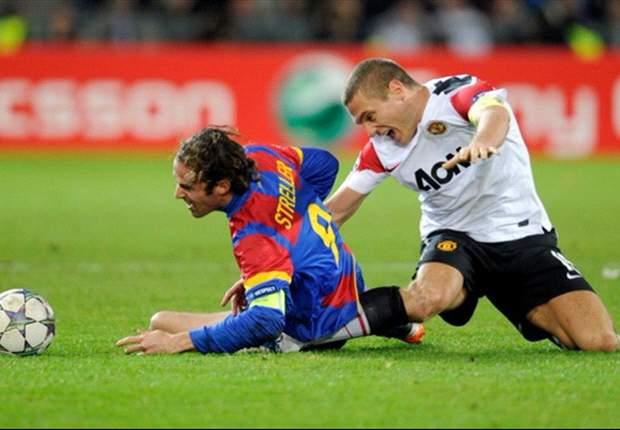 Premier League, Manchester United - Vidic de retour à l'entraînement