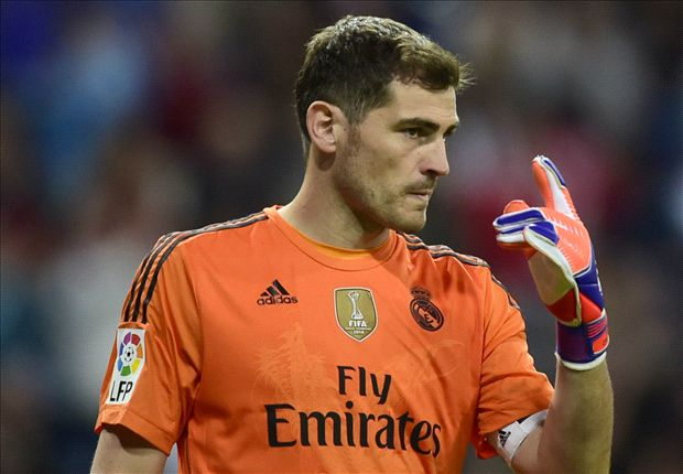 f276dd14a14 Real Madrid have confirmed that long-serving captain Iker Casillas will  leave the club for Porto.