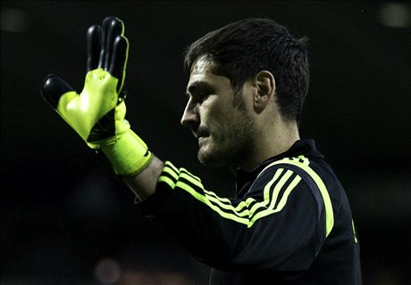 EXCLUSIVE: 'Casillas is not finished'