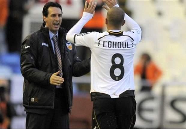 Emery: Sevilla will rival Valencia for third place