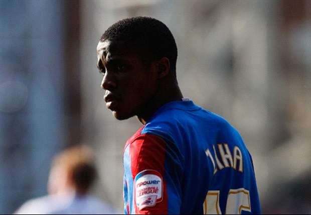 Zaha: I want to establish myself as a Premier League player