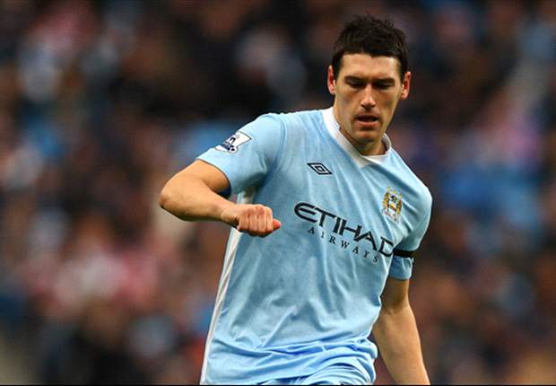 Gareth Barry close to return for champions Manchester City