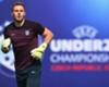 Butland 'devastated' by England Under-21 exit