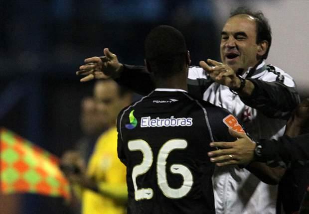 Ricardo Gomes assume cargo de diretor-técnico e quer Vasco forte em 2013