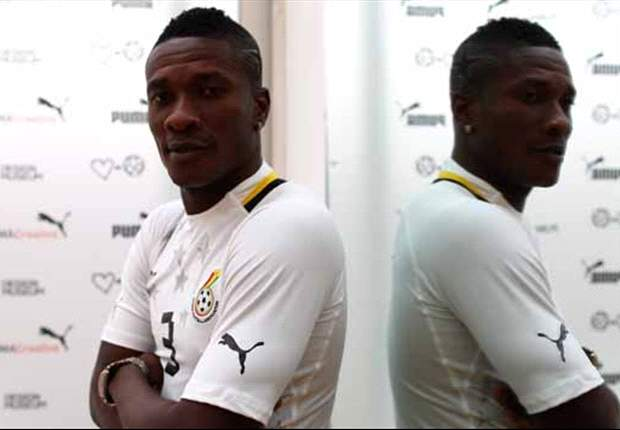 Ghana's Asamoah Gyan: Even the greatest miss penalties but I am sorry
