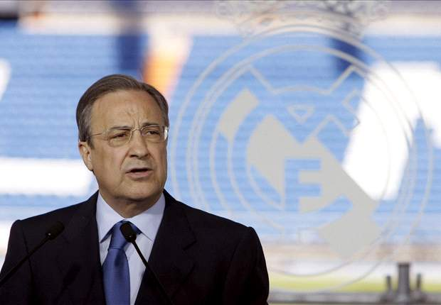 Perez hails Real Madrid training ground project as 'historical'
