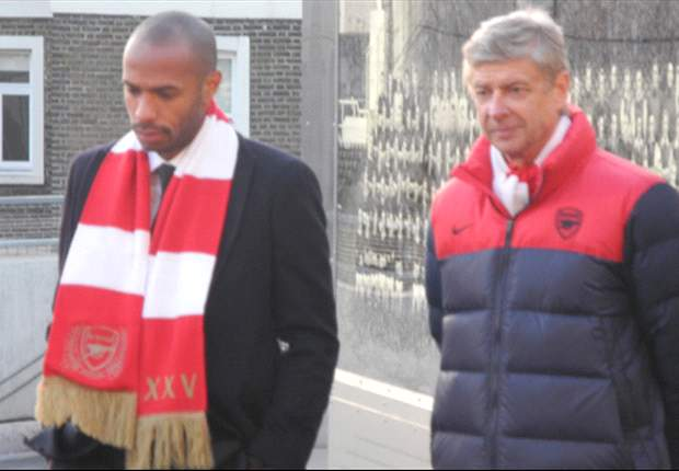 Arsenal's Holy Trinity: Thierry Henry, Tony Adams And Herbert Chapman Immortalised By Statues At The Emirates